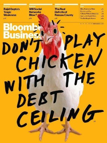 Bloomberg Business Cover