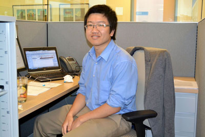Peter Huang explains his internship experience with Schneider Downs Corporate Finance LP.