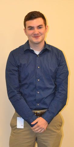 Stephen Rodgers interned in the Audit Department of Pittsburgh CPA Firm, Schneider Downs.