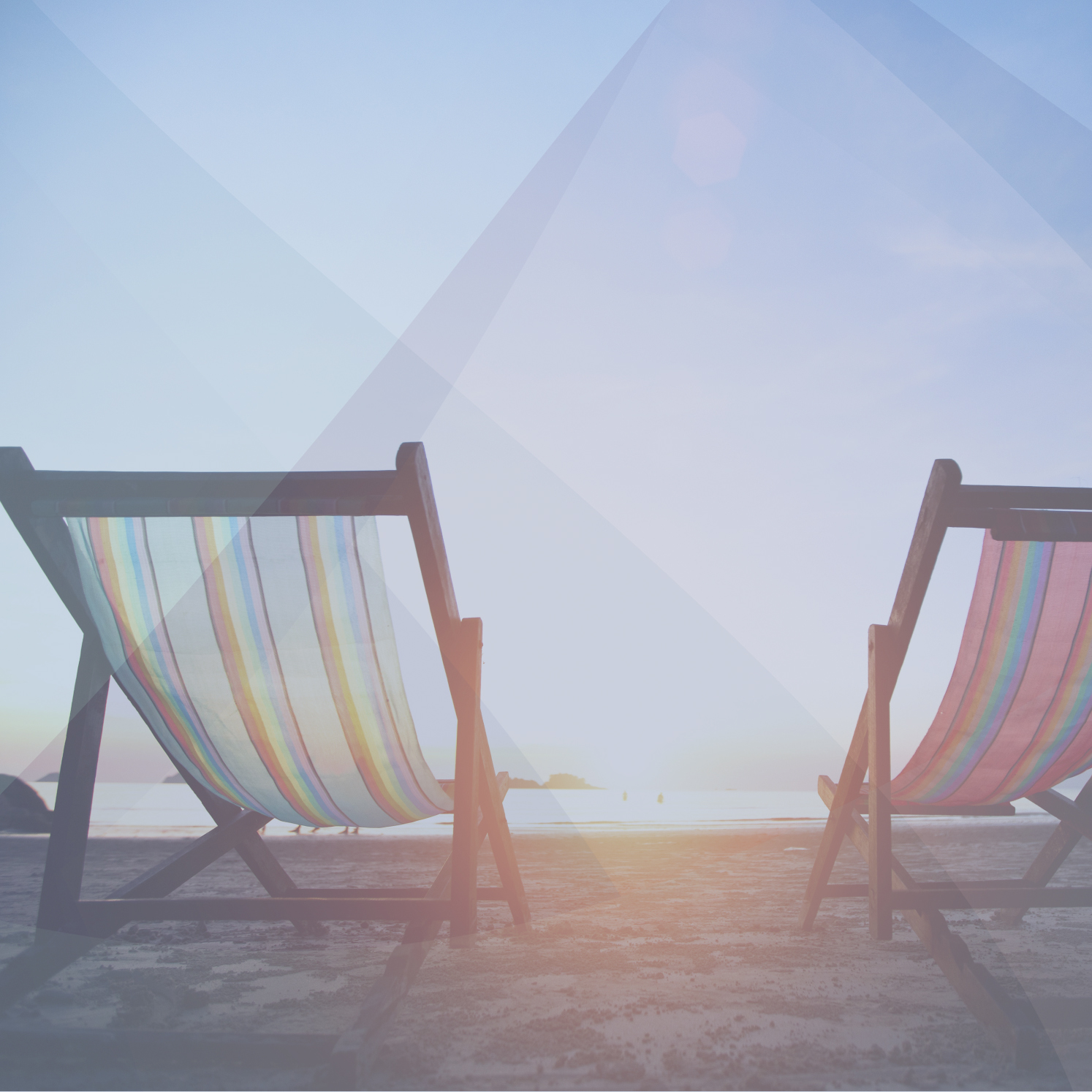 Retirement beach chairs