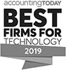 Best firms for tech 2019